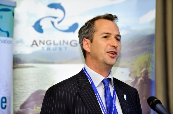 Angling Trust Chief Executive Mark LLoyd