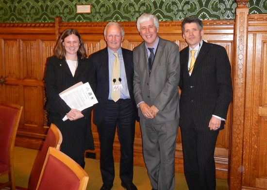 Inside the House of Lords with Martin Salter, WWF and the RSPB
