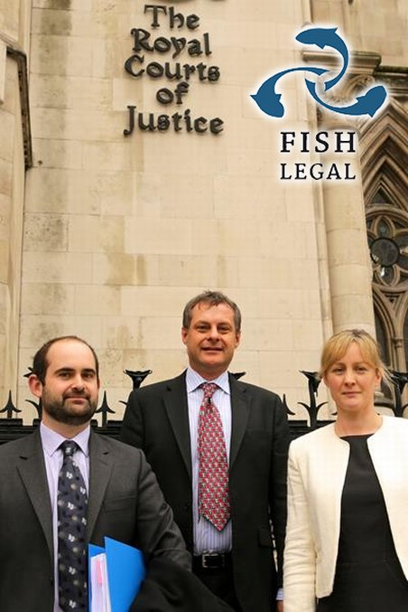 High Court Fish Legal and David Wolfe QC